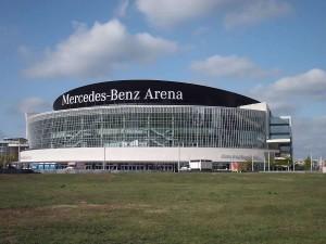 Mercedes Benz Arena