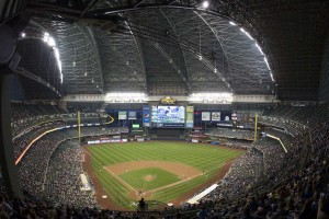 Miller Park Seat View