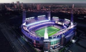 M&T Bank Stadium, Baltimore