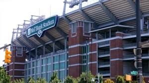 M&T Bank Stadium, Maryland