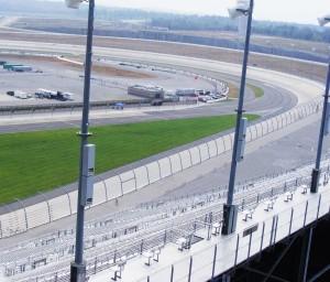 Nashville Superspeedway Track