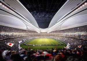 National Stadium, Tokyo