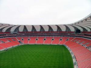 Nelson Mandela Bay Stadium Seating
