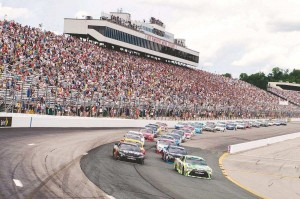 New Hampshire Motor Speedway Seating