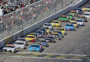 New Hampshire Motor Speedway Track
