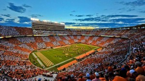 Neyland Stadium Seat View