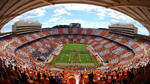Neyland Stadium Seating