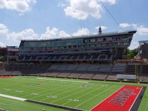 Nippert Stadium Cincinnati Ohio