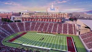 Nippert Stadium Seating View