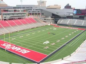 Nippert Stadium Ohio