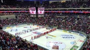 O2 Arena Prague Czech Republic