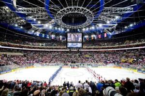 O2 Arena Prague Events