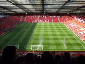 Old Trafford Seating