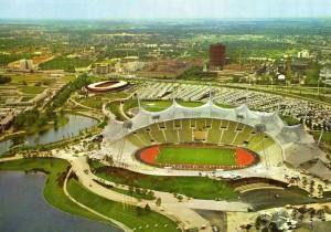 Olympic Stadium Munich Germany