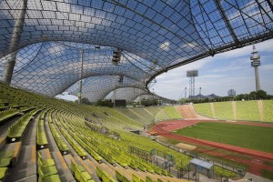 Olympic Stadium Munich Seating View
