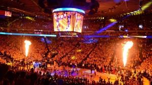 Oracle Arena California