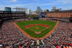 Oriole Park at Camden Yards Seat View