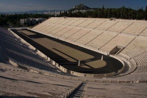 Panathenaic Stadium Events
