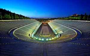 panathenaic stadium pictures