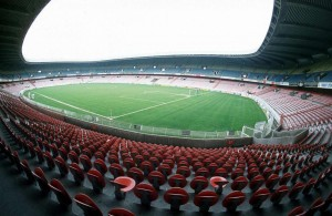 Parc Des Princes Seating