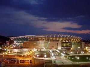 Paul Brown Stadium Ohio