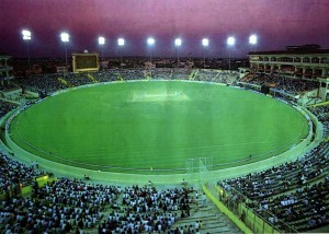 Is Bindra Stadium Mohali