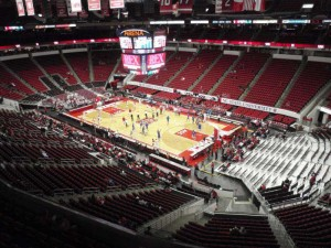 pnc arena carolina hurricanes