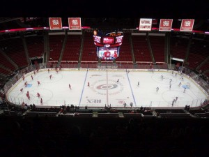 PNC Arena Seating