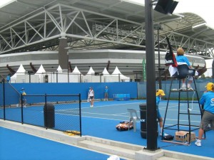 Queensland Tennis Centre Indoor