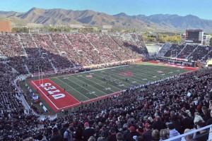 Rice-Eccles Stadium Utah