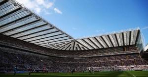 St. James Park Stadium