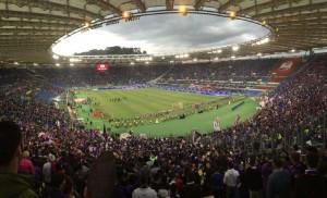 Pianta Stadio Olimpico