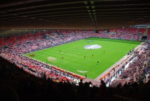 Stadium of Light england