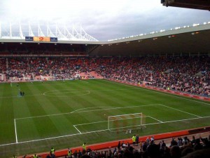 Stadium of Light Seat view