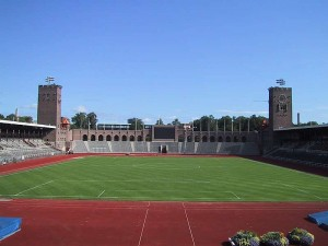 Stockholm Olympic Stadium Parkville