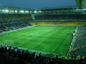 Sukru Saracoglu Stadium istanbul