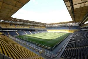 Sukru Saracoglu Stadium seat view