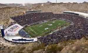Sun Bowl Stadium El Paso Texas
