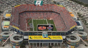 Sun Bowl Stadium Events