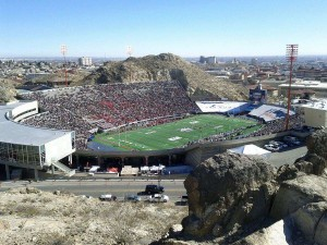 Sun Bowl Stadium Seating