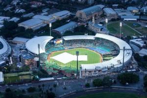 Sydney Cricket Ground View