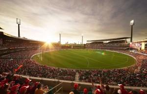 Sydney Cricket Ground Stands