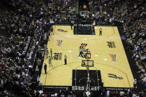 The AT&T Center events