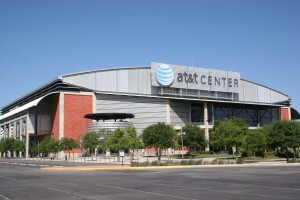 The AT&T Center
