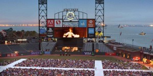 The AT&T Park California