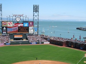 The AT&T Park Events
