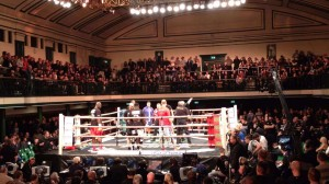 York Hall London
