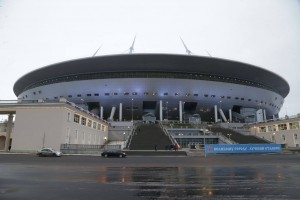 Saint Petersburg Stadium, St. Petersburg