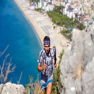Ahmet Arslan mountain running