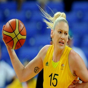 Lauren Jackson basketball